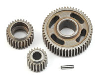 Redcat Racing Steel Transmission Gear Set (20t, 28t, 53t) and pin
