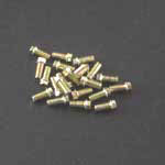 M3 x 6mm Scale Hex Bolts (20) MC Zinc