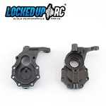 TRX-4 Black Steel Portal Knuckles