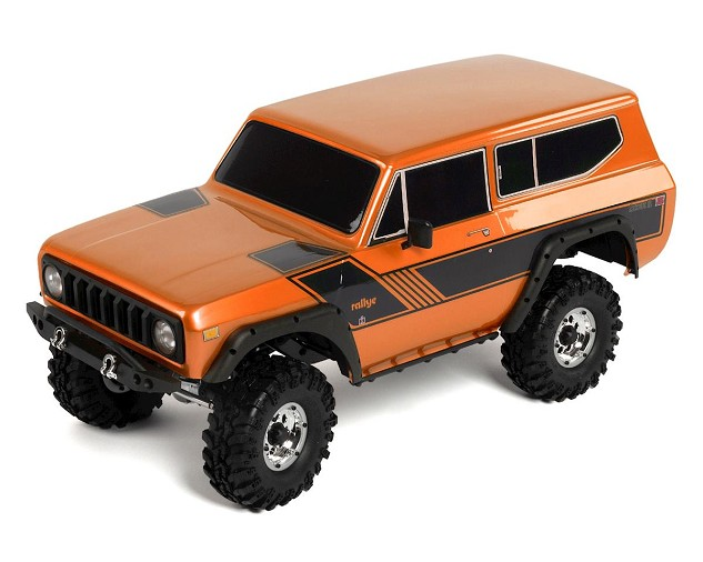 Redcat Gen8 International Scout II 1/10 4WD RTR Scale Rock Crawler - Orange