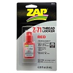 Zap Z-71 Red Thread Locker (Permanent) 0.20oz