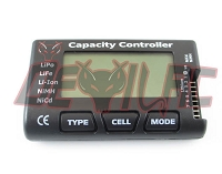 Battery Capacity Controller (Battery Checker & Equalizer)