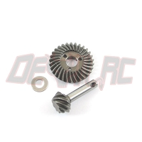30T/8T Devil SCX10 II Heavy Duty Bevel Gear Set