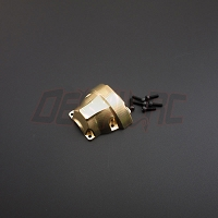 Devil Gen8 Brass Differential Cover