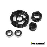 SCX10 Transmission Gear Set - Incision