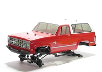 1/10 1986 Chevrolet K-5 Blazer Ascender 4WD Brushed Slider (From an RTR) -