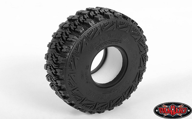 RC4WD Goodyear Wrangler MT/R 1.9' 4.7' Scale Tires